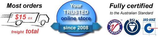 Online Fire Safety store